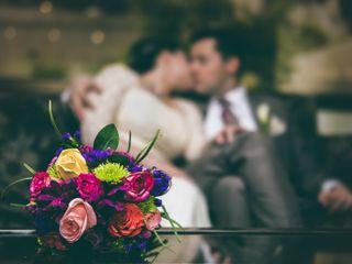 El matrimonio de Rosana y Pedro 1