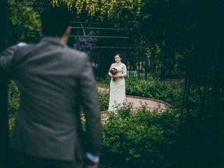 El matrimonio de Rosana y Pedro 3