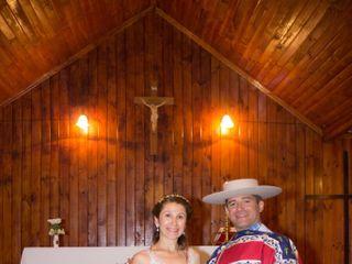 El matrimonio de Lorena y Arturo
