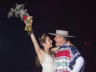 El matrimonio de Lorena y Arturo 3