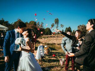 El matrimonio de Rosa y Richard