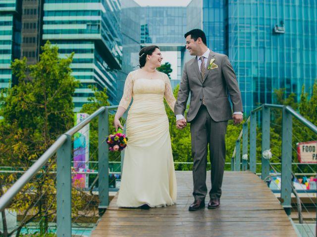 El matrimonio de Rosana y Pedro