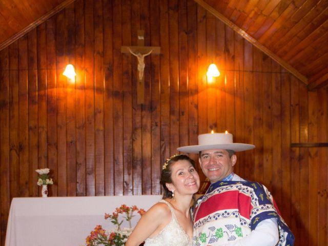 El matrimonio de Arturo y Lorena en Ñiquén, Ñuble 3