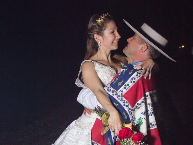 El matrimonio de Arturo y Lorena en Ñiquén, Ñuble 5