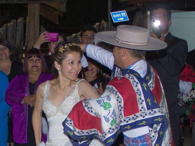 El matrimonio de Arturo y Lorena en Ñiquén, Ñuble 6