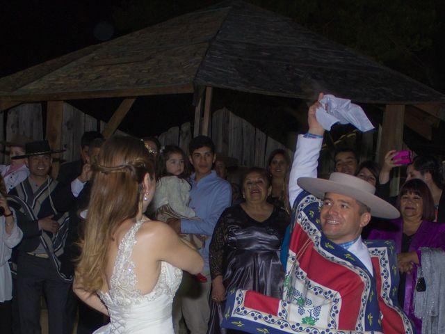 El matrimonio de Arturo y Lorena en Ñiquén, Ñuble 7