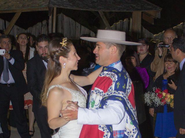 El matrimonio de Arturo y Lorena en Ñiquén, Ñuble 8