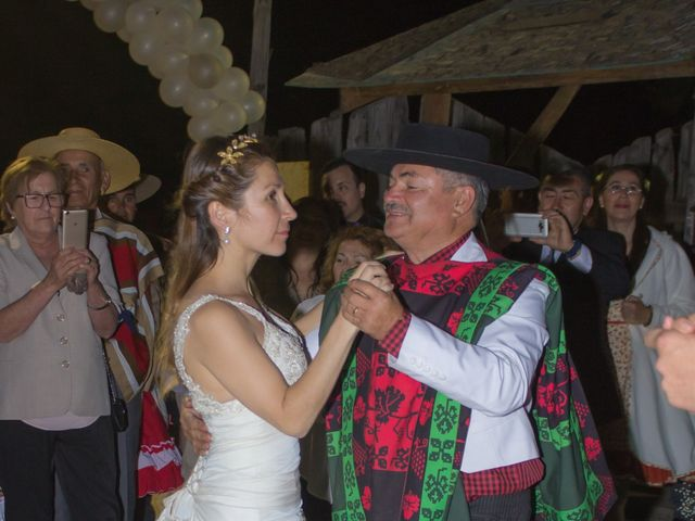 El matrimonio de Arturo y Lorena en Ñiquén, Ñuble 9