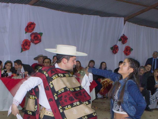 El matrimonio de Arturo y Lorena en Ñiquén, Ñuble 10