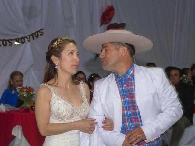 El matrimonio de Arturo y Lorena en Ñiquén, Ñuble 11