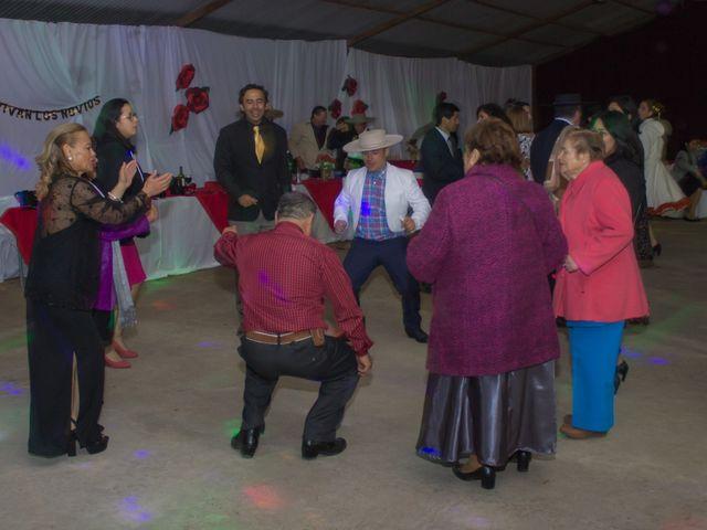 El matrimonio de Arturo y Lorena en Ñiquén, Ñuble 13