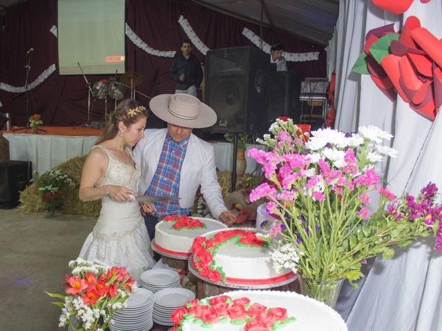 El matrimonio de Arturo y Lorena en Ñiquén, Ñuble 14
