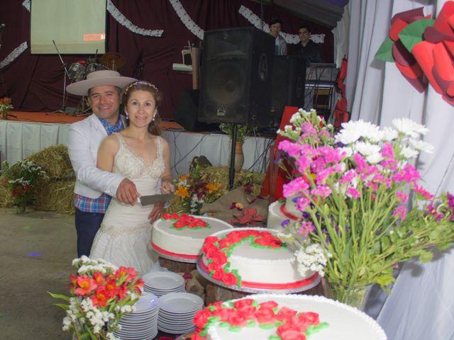 El matrimonio de Arturo y Lorena en Ñiquén, Ñuble 15