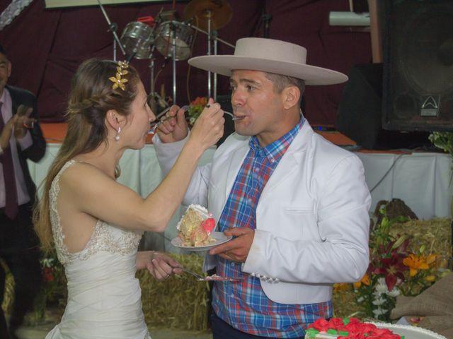El matrimonio de Arturo y Lorena en Ñiquén, Ñuble 16