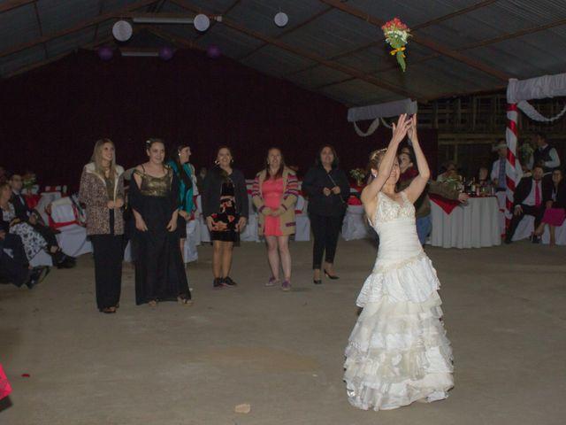 El matrimonio de Arturo y Lorena en Ñiquén, Ñuble 18