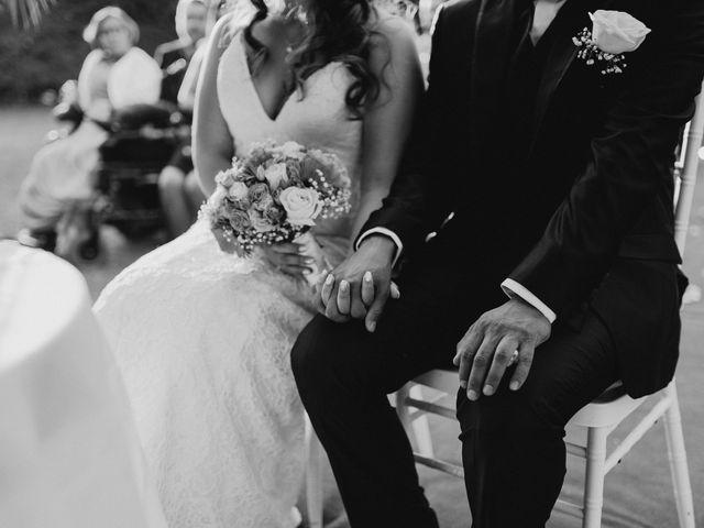 El matrimonio de David y Priscilla en San Bernardo, Maipo 1