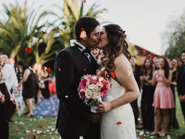 El matrimonio de David y Priscilla en San Bernardo, Maipo 2
