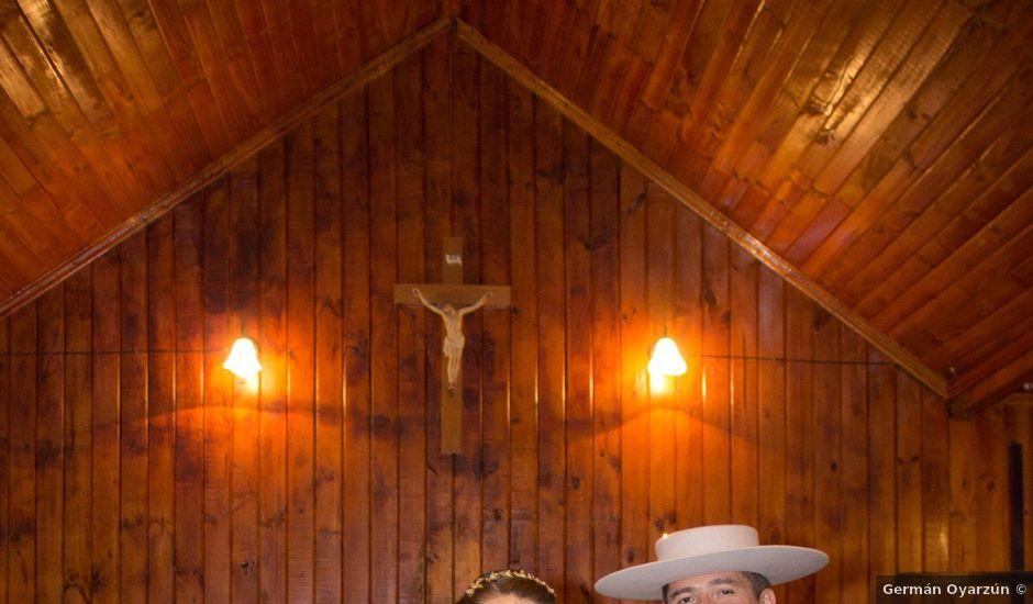 El matrimonio de Arturo y Lorena en Ñiquén, Ñuble