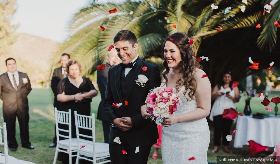 El matrimonio de David y Priscilla en San Bernardo, Maipo