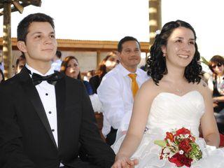 El matrimonio de Jordan y Bryan