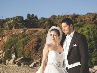 El matrimonio de Paulina y Alfred