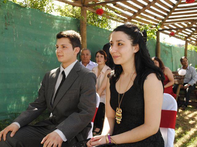 El matrimonio de Bryan y Jordan en Buin, Maipo 5