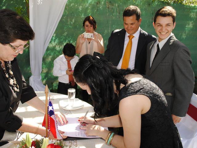 El matrimonio de Bryan y Jordan en Buin, Maipo 7