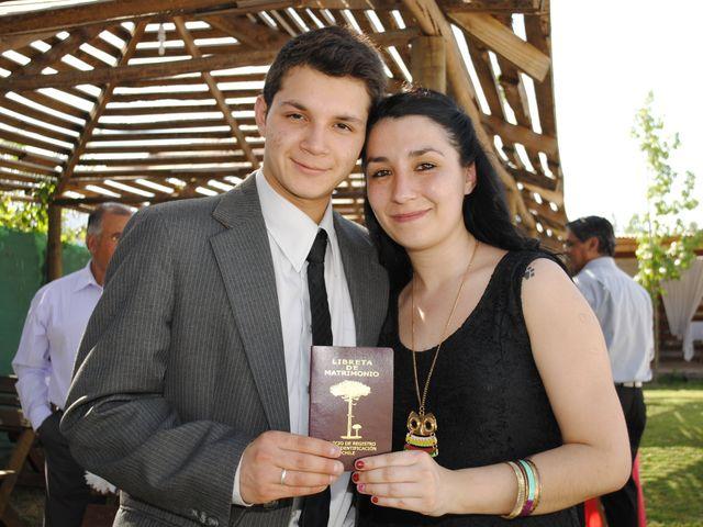 El matrimonio de Bryan y Jordan en Buin, Maipo 10