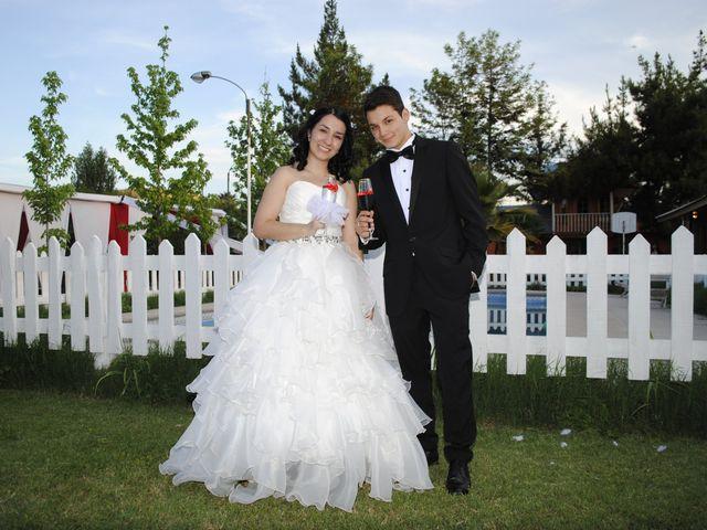 El matrimonio de Bryan y Jordan en Buin, Maipo 12