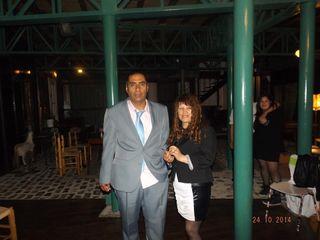 El matrimonio de Ricardo  y Patricia