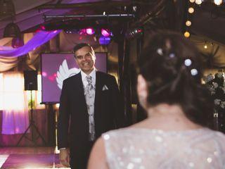 El matrimonio de Cristina y Carlos 2