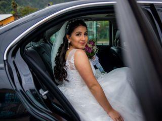 El matrimonio de Alejandra y Jhonatan 1