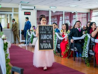 El matrimonio de Alejandra y Jhonatan 2