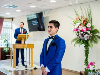 El matrimonio de Alejandra y Jhonatan 3