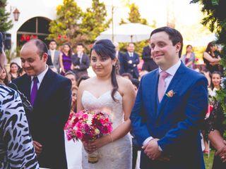 El matrimonio de María de los Ángeles y Pablo