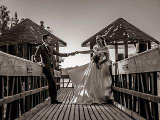 El matrimonio de César y Alisa 2