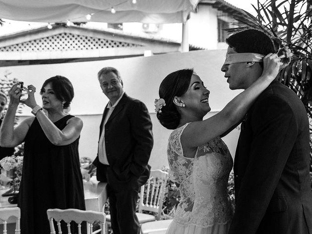 El matrimonio de Ina y Rafa