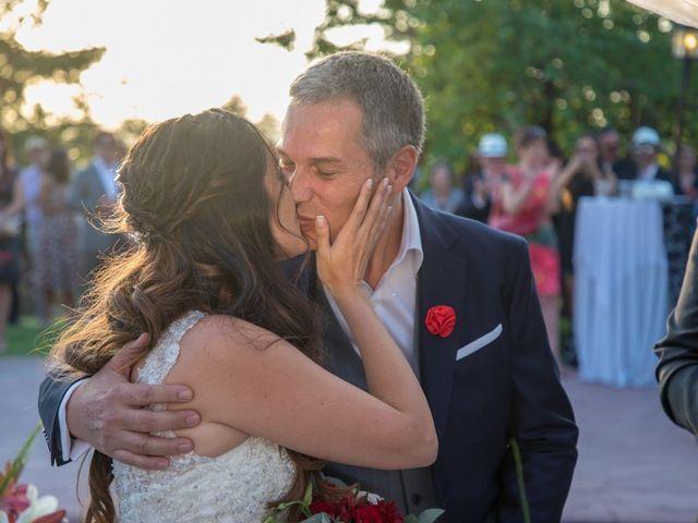 El matrimonio de Paula y Juan