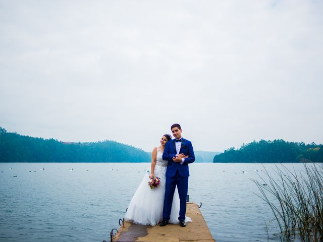 El matrimonio de Alejandra y Jhonatan