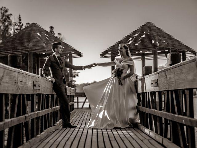 El matrimonio de Alisa y César en Villa Alemana, Valparaíso 3
