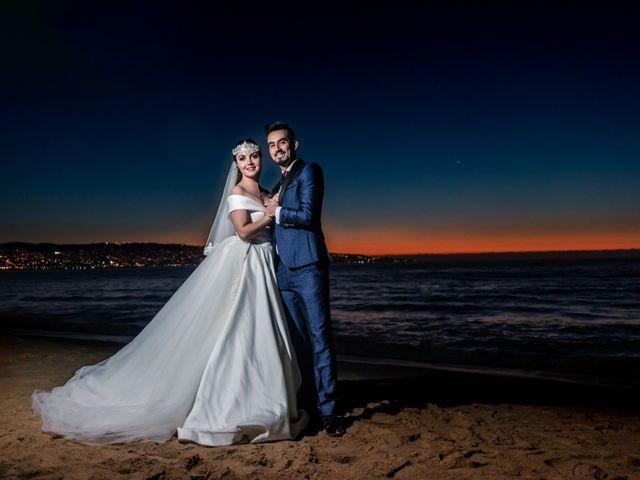 El matrimonio de Alisa y César en Villa Alemana, Valparaíso 6