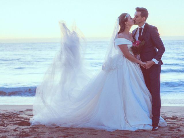 El matrimonio de Alisa y César en Villa Alemana, Valparaíso 8