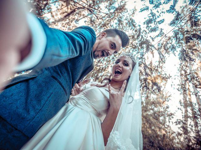 El matrimonio de Alisa y César en Villa Alemana, Valparaíso 11