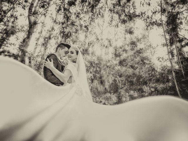 El matrimonio de Alisa y César en Villa Alemana, Valparaíso 12