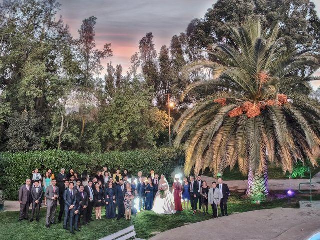 El matrimonio de Alisa y César en Villa Alemana, Valparaíso 1