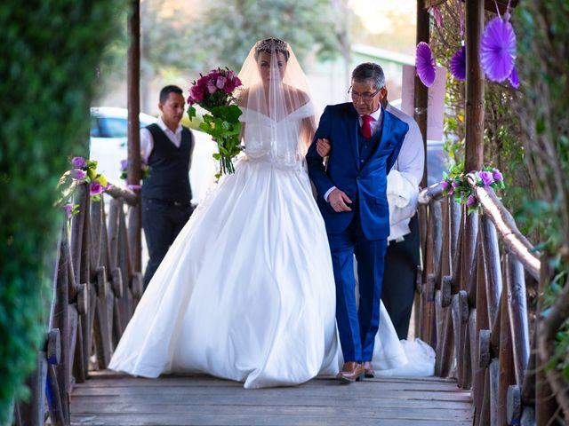 El matrimonio de Alisa y César en Villa Alemana, Valparaíso 19