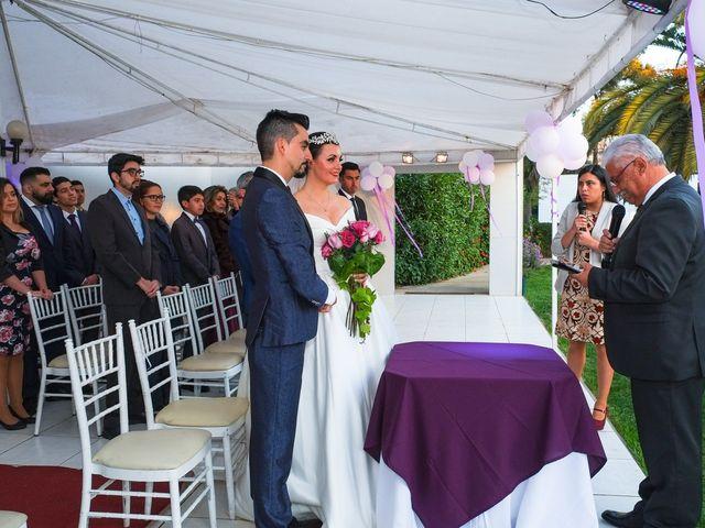 El matrimonio de Alisa y César en Villa Alemana, Valparaíso 20