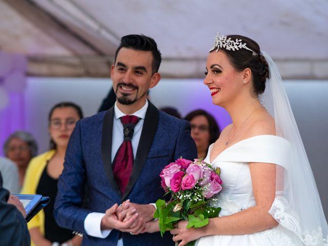 El matrimonio de Alisa y César en Villa Alemana, Valparaíso 21