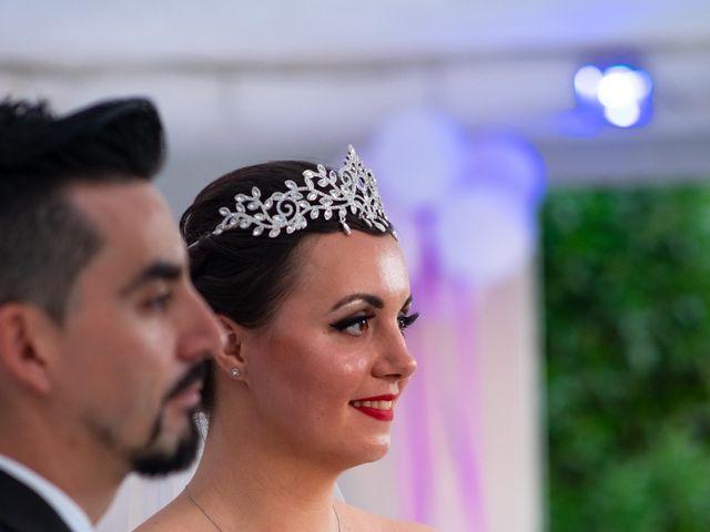 El matrimonio de Alisa y César en Villa Alemana, Valparaíso 22