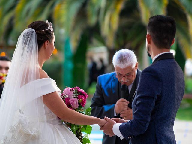 El matrimonio de Alisa y César en Villa Alemana, Valparaíso 23
